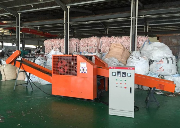 Máquina trituradora de esponja de buena calidad