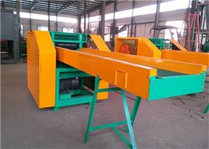 Cutter Shredder Machine For Nylon Fibre