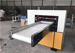 Non-woven Fabrics Fiber Shredding Machine