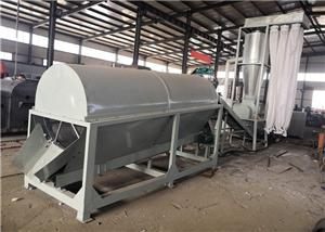 Baby Diaper Paper Recycling Machine