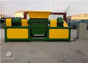 Shredding Mill For PET Bottles And Containers