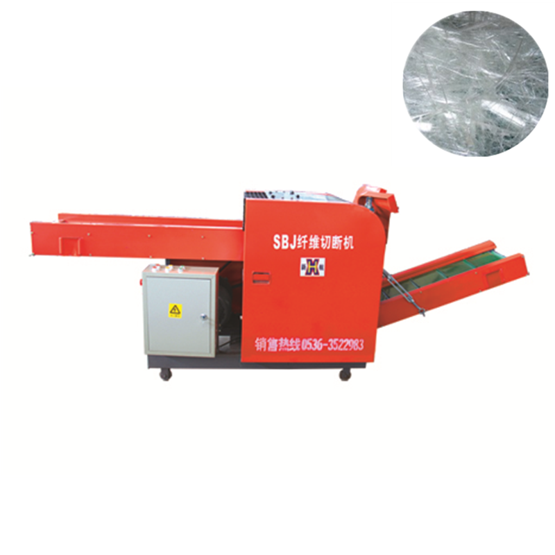 Cutter Shredder Para Fiberglass, Carbon, Kevlar at Mineral Fibers