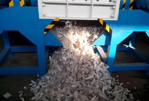 plastic shredder