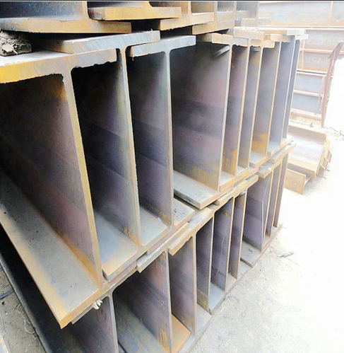 Galvanized Coated Structural Steel H Type Beam Steel