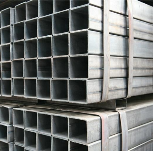 ASTM A500 SS400 Square Hollow Section Steel tube