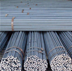 HRB400 Deformed Reinforced Steel Rebar In Cut Lengths