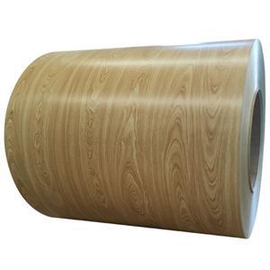 Ppgi Wood Matt Sheet Manufacture