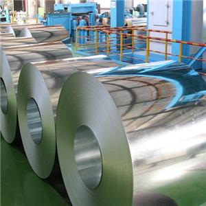 Zero Spangle Galvanized Steel Strip