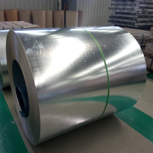 Cold Rolled Galvanized Zinc Steel Coils and Sheet