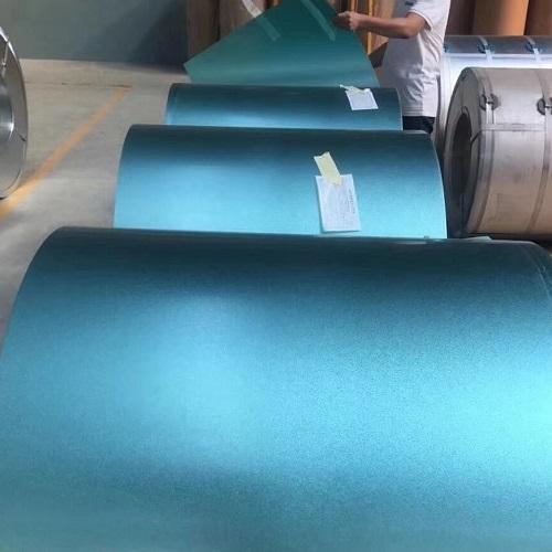 Aluminized Zinc Coated Galvanized Steel Coil