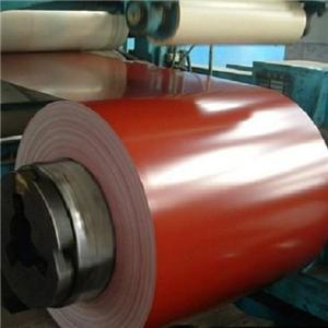 Color Coated Ppgi Ral 9024 Galvanized Steel Sheet Coil