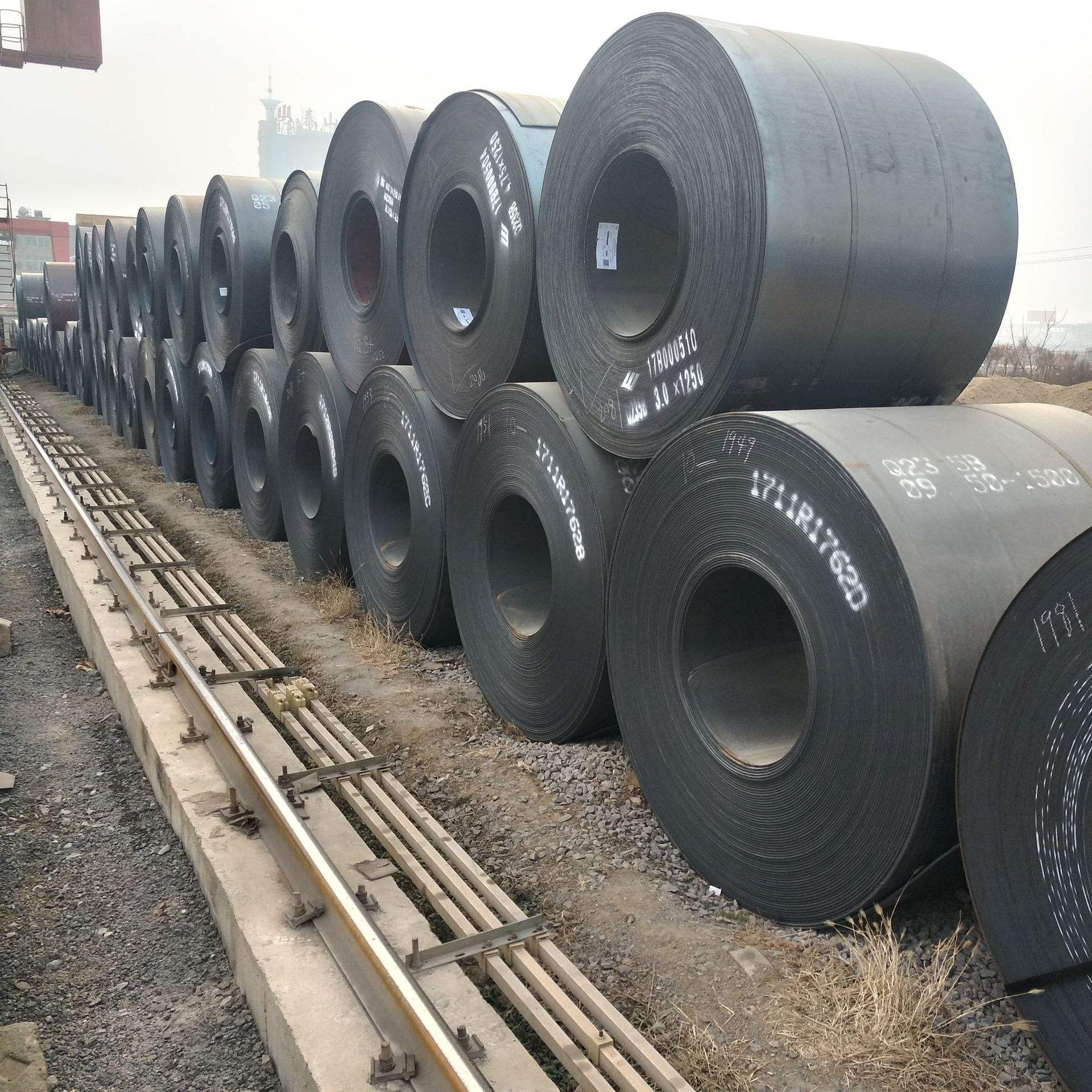 Hot Rolled Alloy Carbon Steel In Coil