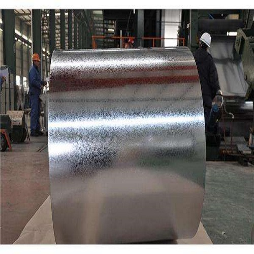 Deep Drawing Cold Rolled Steel Coils Sheet DC04