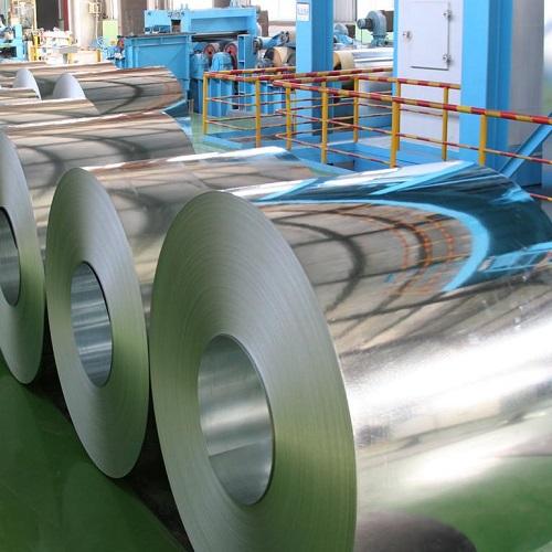 ASTM BIS Galvanized Steel Coil
