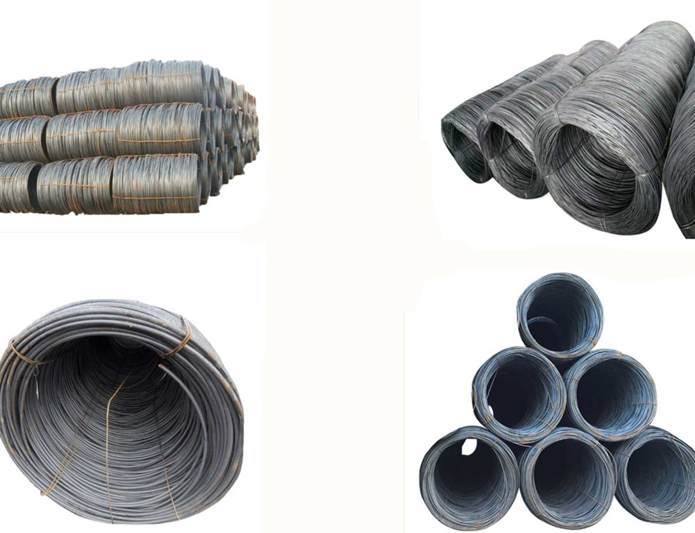 China Steel Wire Rod in Stock