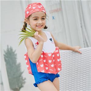 Kids Pattern Sublimation Printing Kids Swimwear