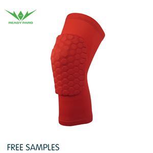 Breathable Leg Sleeve With Honeycomb