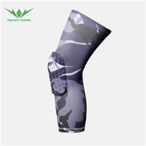 85% Polyester And 15% Spandex Material Knee Pad Sublimation