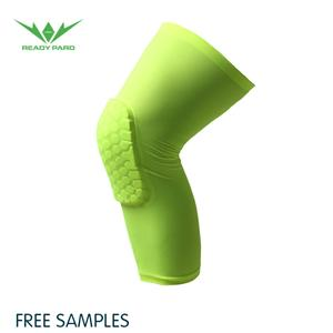 Breathable Knee Pad With Honeycomb
