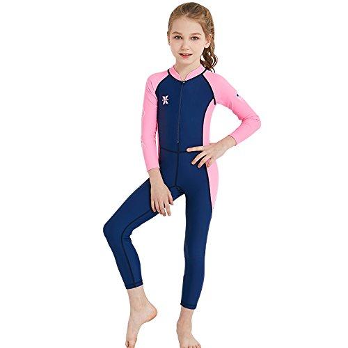 2.5MM Neoprene Wetsuits Boys Girls Surfing Children Rash Guards