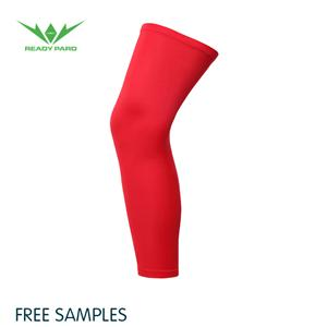 Custom Outdoor Sports UV Blank Compression Cooling Leg Sleeves
