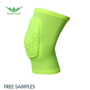 Adults Age Group And Sportswear Product Type Design Your Own Logo Knee Pad