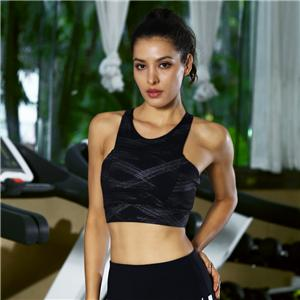 Yoga Sets Fitness Seamless Sports Bra For Women