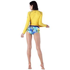 High Waist Retro Vintage Swimwear Upf Swimwear Women White Swimwear