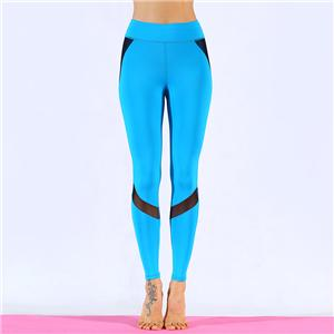 Shiny Yoga Pants And Legging Set Sport Wears