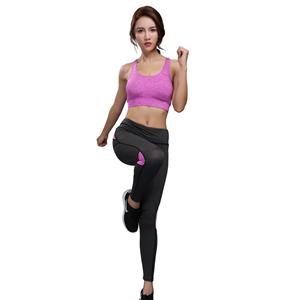 80% Polyester 20% Spandex Yoga Pants Kyodan Fitness Wear