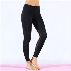 Quality Yoga Pants With Phone Pocket Knee Pads