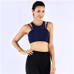 Yoga Top And Bands Sport Shorts
