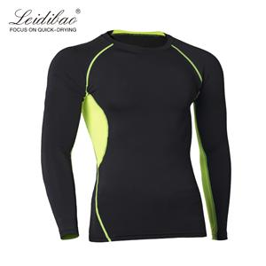 Crossfit Raglan Compression Shirt