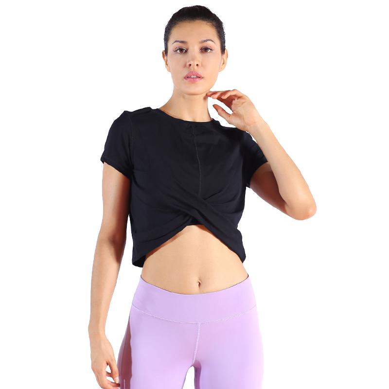 V-neck Sleeveless Plus Size Crop Top