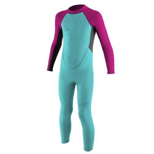 One-Piece Waterproof Diving Suit With Zipper