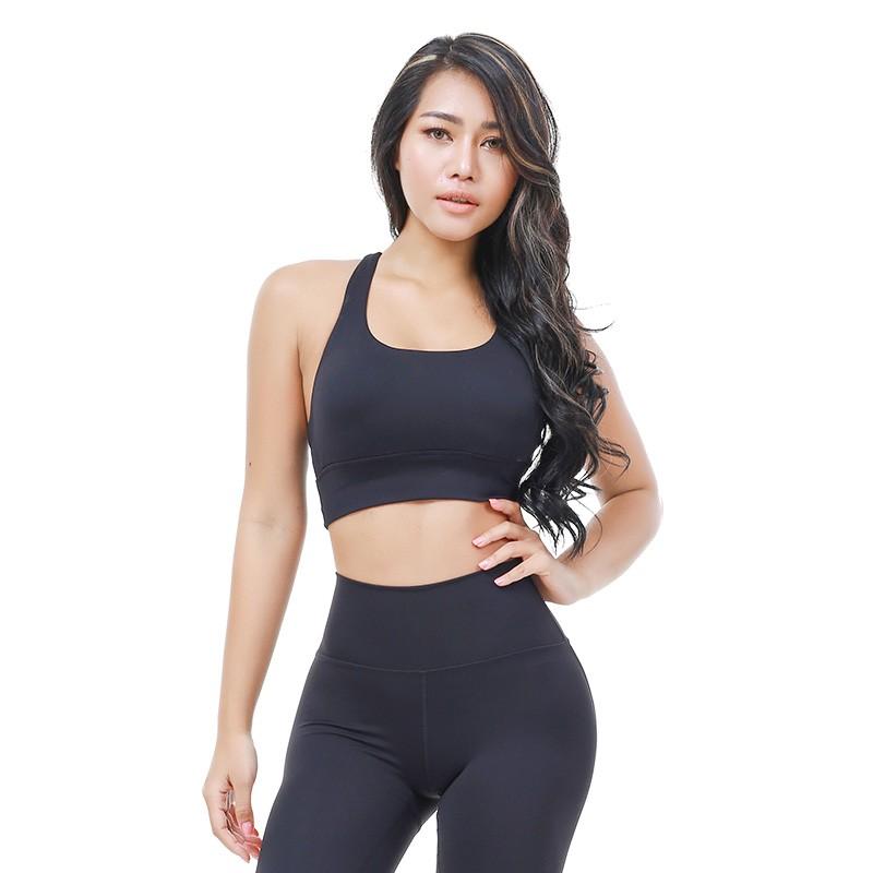 女性用ファッションスポーツ用ヨガスーツ