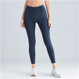 2019 latest plain solid color elastic women yoga pants wholesales