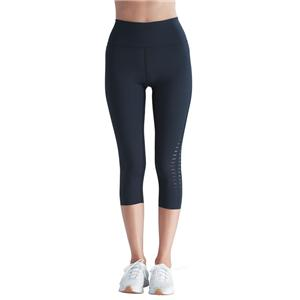 quick-drying pant high waist yoga cropped trousers