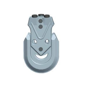 Piezas de desgaste de la plataforma de perforación giratoria Casing Teeth WS39