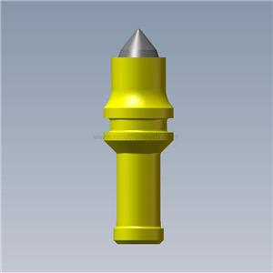 Piling Rig Rock Auger Bucket Tungsten Carbide Foundation Drilling Bullet Teeth