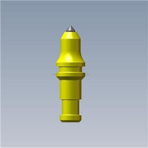 0.74インチ(19mm)丸型シャンクトレンチャー歯コニカルピック
