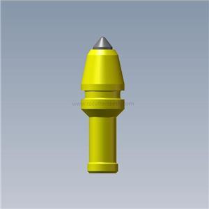 0.76インチ(19mm)丸型シャンクトレンチツールブレットビット