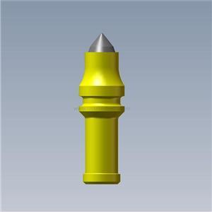 0.86インチ(22mm)丸型シャンクトレンチ歯円錐形ビット