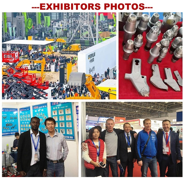 Выставка Bauma Китай