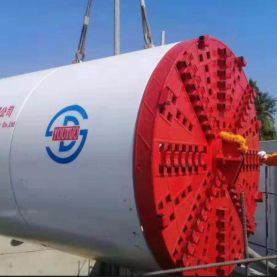 Pipe Jacking Project in Thailand