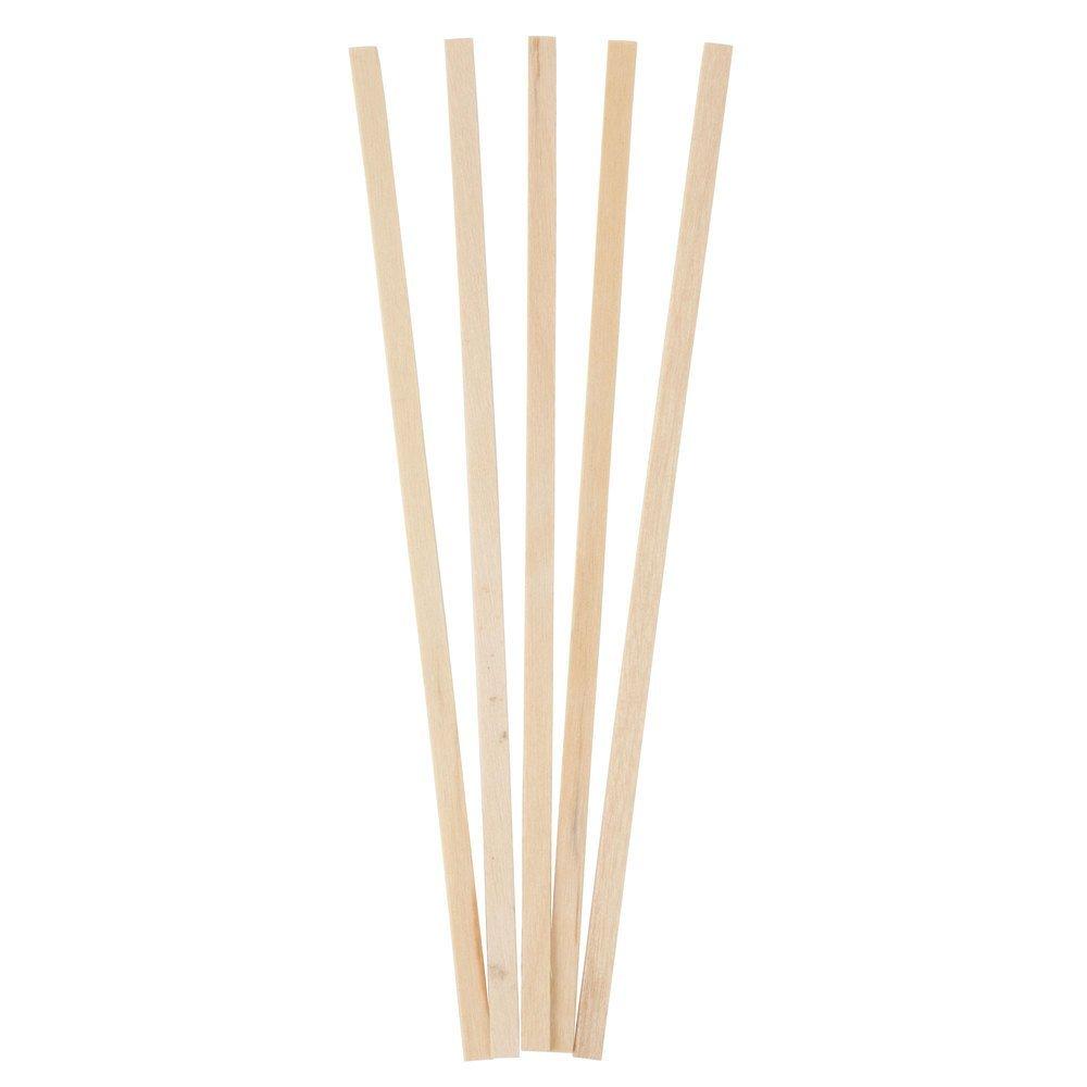 Food Grade Wood Stir Sticks With Square Ends