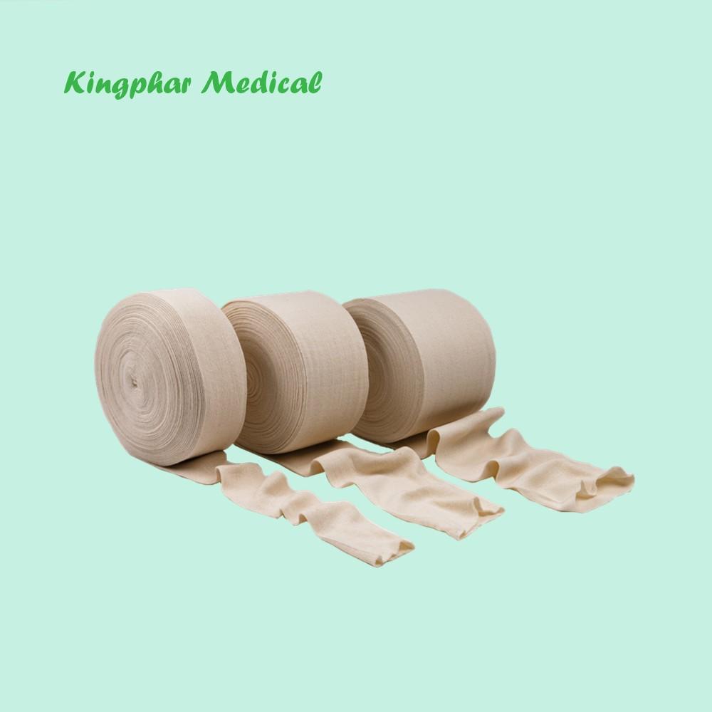 Elastic Tubular Gauze Bandage Roll