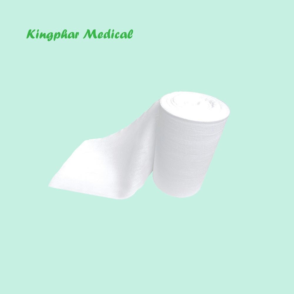 100 Cotton Gauze Bandage Roll