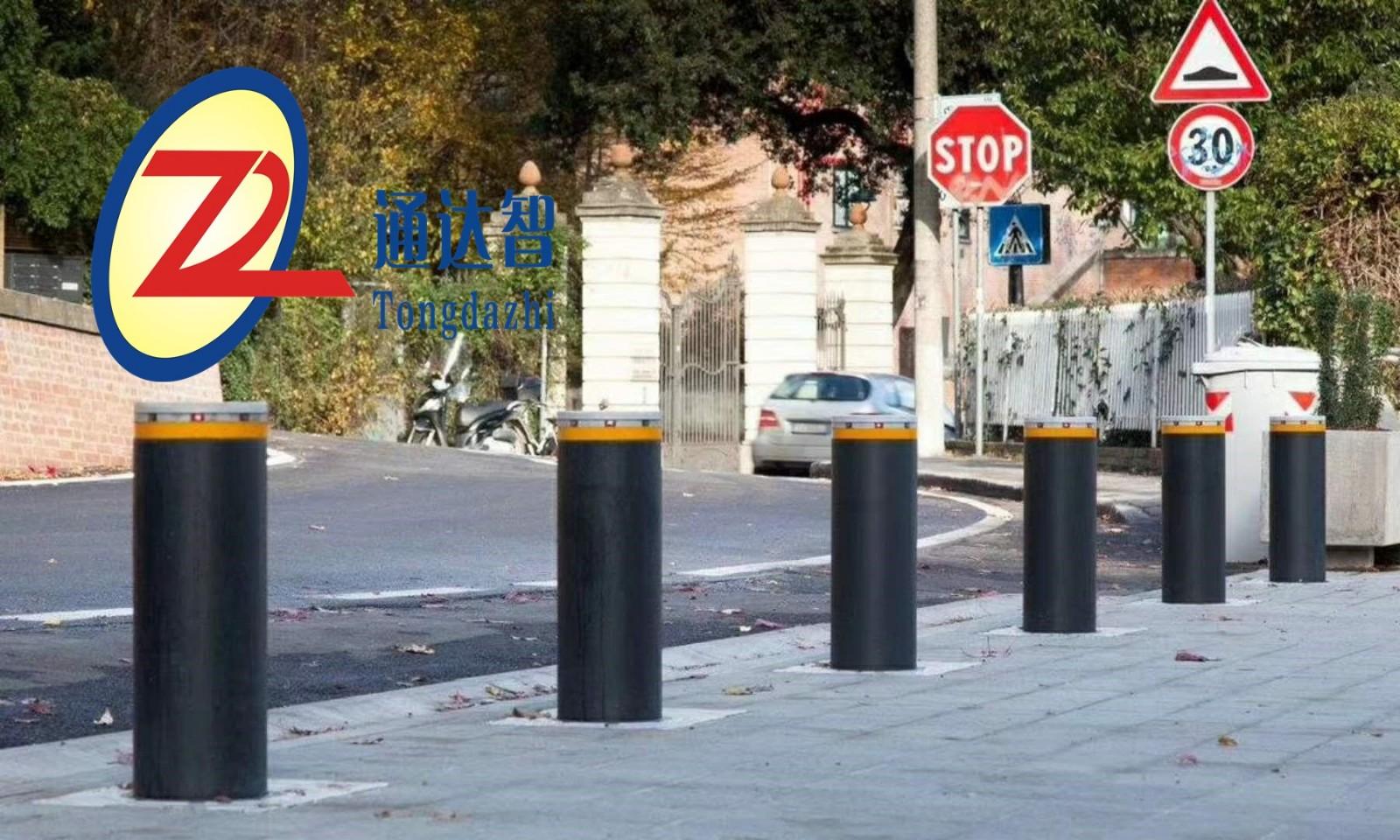 Sales Automatic Parking Bollard