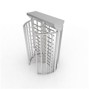 #304 Stainless steel station bidirectional Full heinght Turnstile Access Control Revolving Door